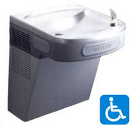 EZS8 Easy Touch, DDA Compliant Wall Mounted Water Cooler 30LPH