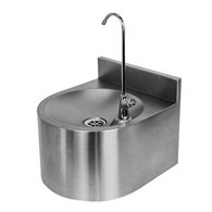 HWC009 Stainless Steel Wall Mounted Fountain